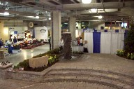 Ford Field Home and Garden Show, Fountain, Interlocking Pavers, Retaining Walls