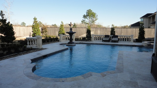 Brick Paver Patios Outdoor Kitchen Pool Decks Landscapes